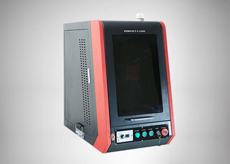 10W / 20W Laser Marking Machine 1.5m Fiber Length For Metal Materials