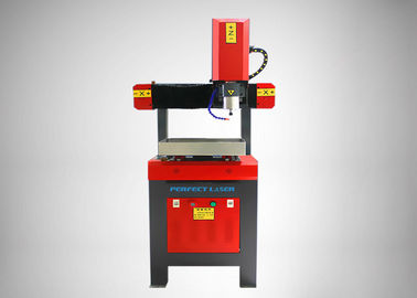 China Mini CNC Router Machine High Speed Calculation With 520 × 540mm Working Table supplier