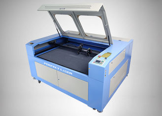 Paper / Glass / Acrylic Co2 Laser Engraving Equipment Rust Proof Stainless Steel