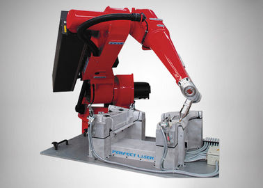 Fiber Laser Robotic Arm Cutting Machine PE-ROBOT-200, 6-axis Motion Capability