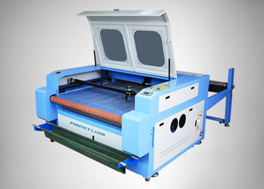 China Auto Feeding Laser Cutting Equipment With High - Speed Stepping Drive supplier