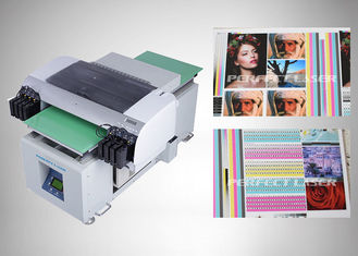 China 420mm * 800mm High Precison UV Phone Case Printer With Pressurized Cleaning supplier