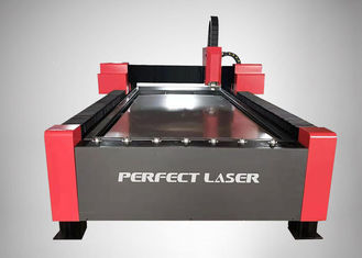 China 380V 50Hz 10A Die Board Laser Cutting Machine For Wood Leather Cloth Water Cooling supplier