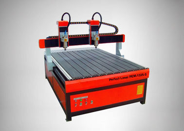 China Multi - Function CNC Wood Carving Machine AC220V With Buddha / Furniture Carving supplier