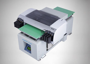 China Full Color Industrial Inkjet Printer textile Digital Printing Machine 420mmX800mm supplier