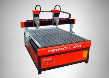 China 3D Carving Wood Sculpture CNC Router Machine 8 Heads / CNC Wood Router supplier
