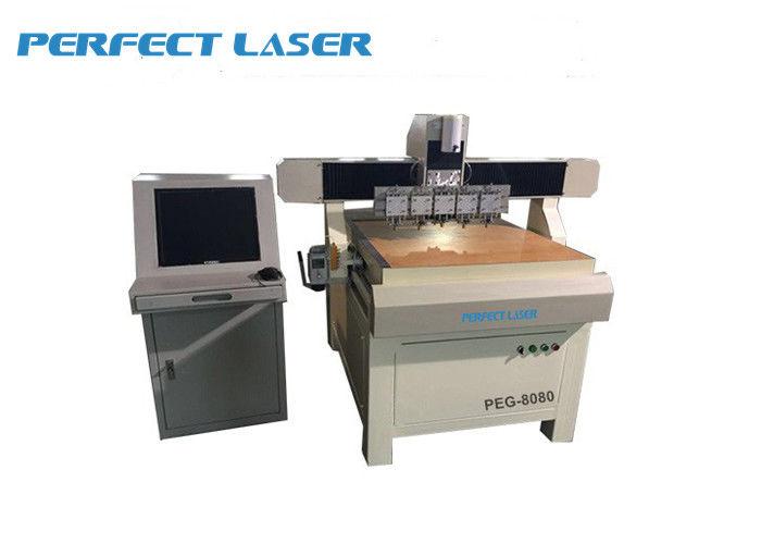 Automatic 1 25kw Cast Iron Glass Co2 Laser Cutting Machine
