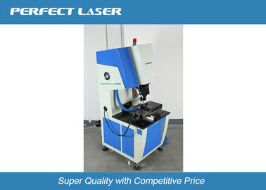 China 20W 50w Laser Scribing Machine , Fiber Laser Cutting Machine For Solar Cell factory