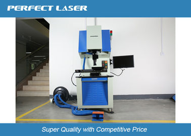 China 20 W Laser Scribing And Spliting Machine For Solar Cell / Solar Panel / Thin Film factory