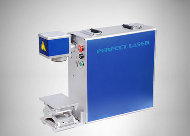 China Portable Jewelry Fiber Laser Marking Machine Air Cooled No Consumable distributor