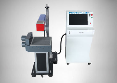 China High Speed Co2 Laser Marking System 10w 20w Water Cooling For Non Metal distributor