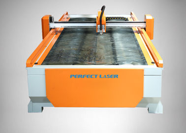China Professional Portable Plasma Cutting Machine Metal Enclosure 1000W , Orange distributor