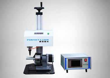 China Metal Nameplate Pneumatic Dot Pin Marking Machine / Dot Peen Marking Systems distributor
