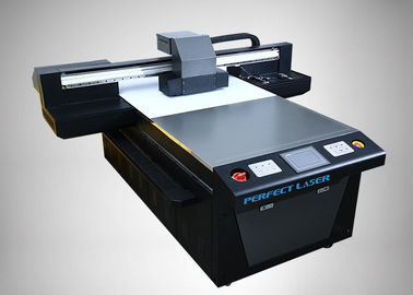 China Glass Wood Plastic Leather PVC Uv Flatbed Printing Machine Epson DX5 Double head distributor