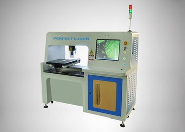 China Professional Fiber Laser Scribing Machine With Turnkey Solar Laser Scribing System distributor