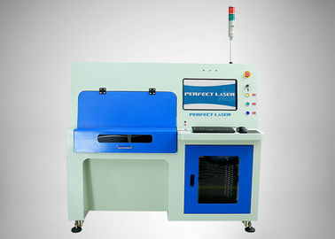 China 1064nm Wavelength Laser Scribing Machine For Solor Cell Polycrystalline Silicon distributor