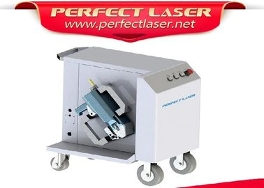 China High Power Laser Rust Removal Machine Handheld For Surface Cleaning Polished Effect factory