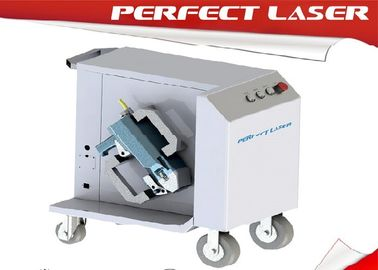 China Industrial Laser Rust Removal Machine Non - Contact Cleaning 500W Power factory
