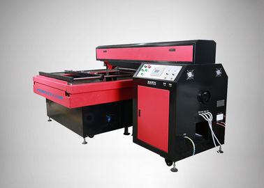 China Tube Cut Patterns Cnc Laser Cutting Machine 300-400 Watt Power For Nonmetal distributor