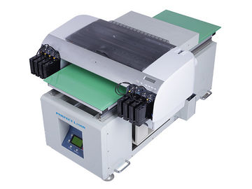 China Professional UV Flatbed Inkjet Printer with LED UV Curing For Cabinet/ Boards distributor