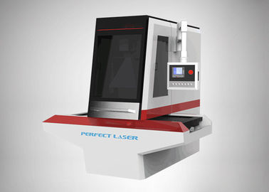 China 3D Dynamic Galvo Co2 Laser Engraving Cutting Machine Semi - Closed Structure factory