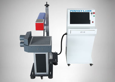 China 0.01mm Laser Beam Co2 Laser Marking Machine Water Cooling 380V/50HZ For Wood factory